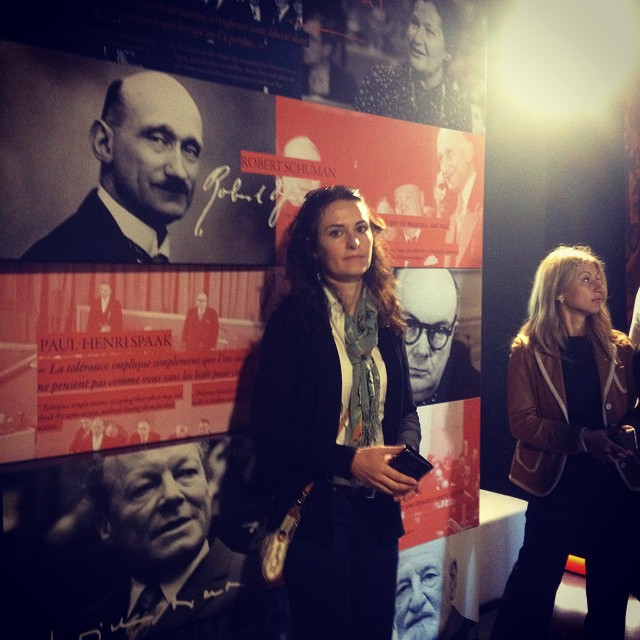 History of Europe exhibition