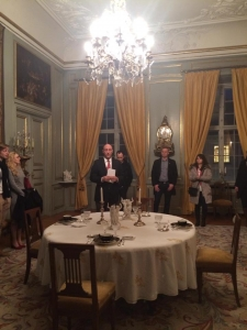 WC2016 Visit to French Embassy Etiquette